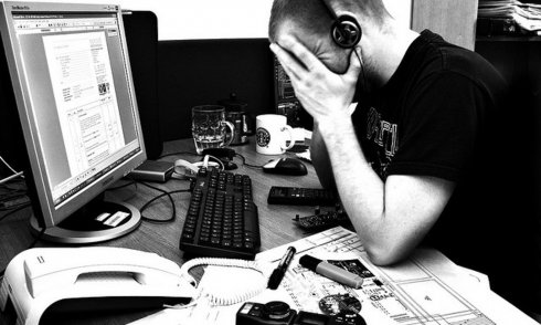 网络媒体带给现代人的5大心理疾病