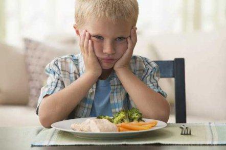 孩子不爱吃饭,父母应该怎么做?