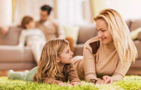 表扬孩子的四个基本原则!