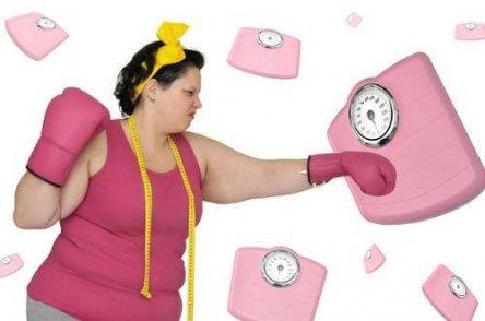 减肥心理学:为何你老是瘦不下来?